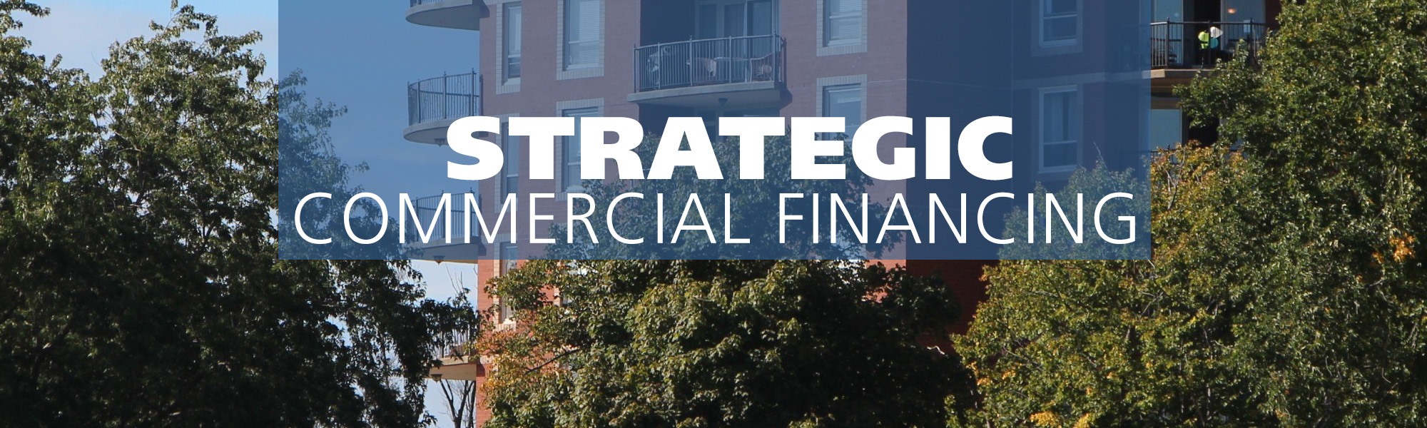 Strategic Commercial Financing